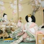 後藤由香子作 雛人形・さくら