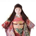 かわいい市松人形