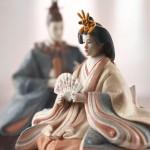 「リヤドロの雛人形」が大人気!おしゃれな陶器の雛人形とは?