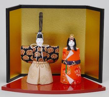 雛人形手作りキット・真多呂人形小松立雛