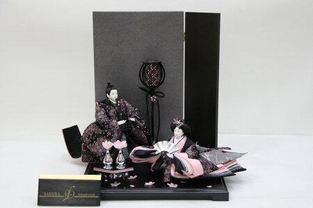 後藤由香子さん作のおしゃれすぎる雛人形