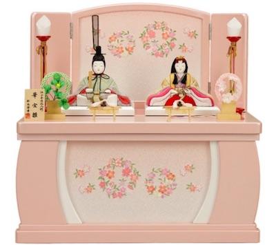 アカチャンホンポの雛人形