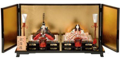 100万円超えの超高級雛人形