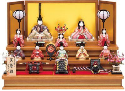 段飾りのおすすめ雛人形