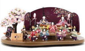 柿沼東光雛人形・祭遊