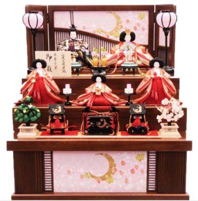 豪華でかわいい♡トイザらス・吉徳雅工房のひな人形