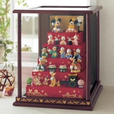 人気のケース入り雛人形!コンパクトでかわいいケース飾りの雛人形