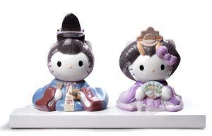 キティちゃん雛人形