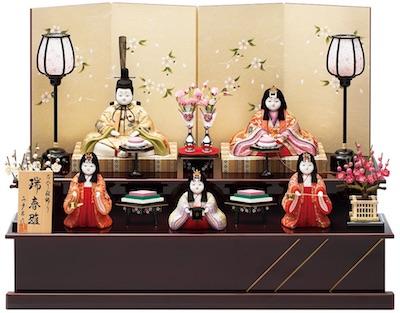 かわいい真多呂人形の雛人形♡女の子を楽しむ雛人形