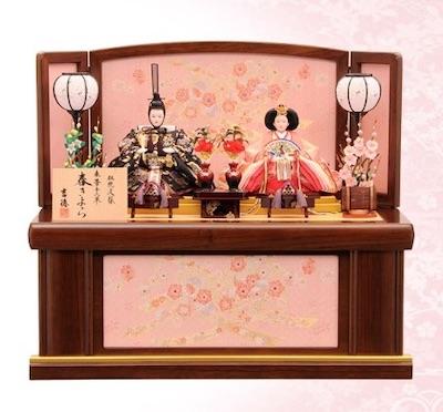 イオンの雛人形がおすすめ!人気ブランドのかわいい雛人形が買える、イオンの雛人形