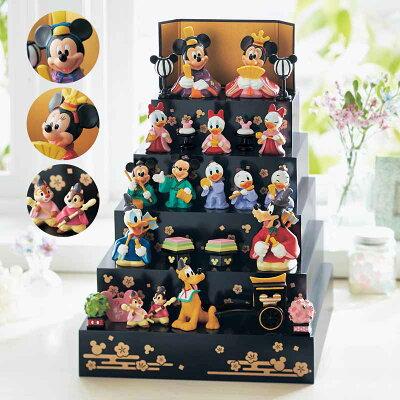 ディズニー雛人形がかわいい!おすすめの、人気ディズニーお雛様をまとめました