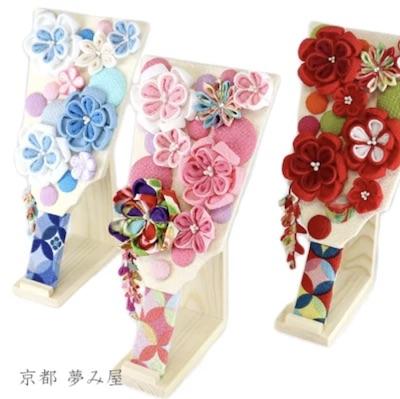 お正月に飾りたい、かわいい羽子板!つまみ細工がおしゃれな、女の子の羽子板飾り10選